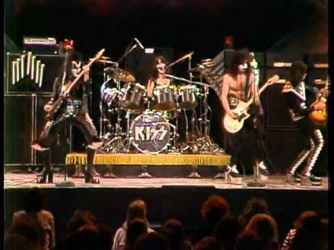 Kiss- Black Diamond