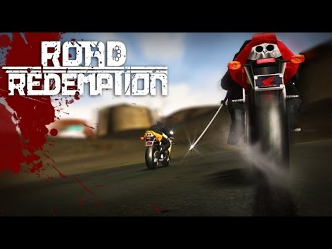 Road Redemption Alpha #wickedshrapnel