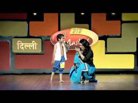 Dance India Dance - Lil Masters - Sachin - ZEE TV USA