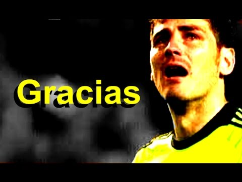 Iker Casillas ►GOODBYE (1990-2015) HD