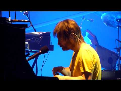 Thom Yorke and Atoms For Peace - Cymbal Rush - Citi Wang Theatre Boston 2010-04-08 HD
