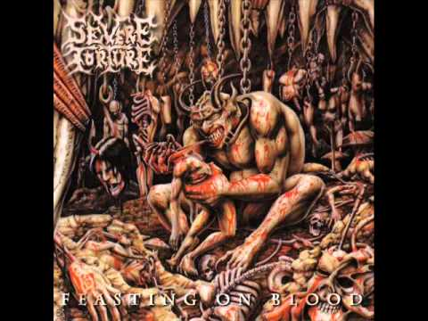 Severe Torture - Twist The Cross