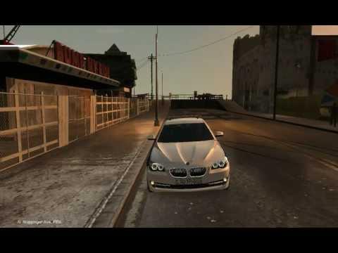 BMW 550i Azeri Police YPX