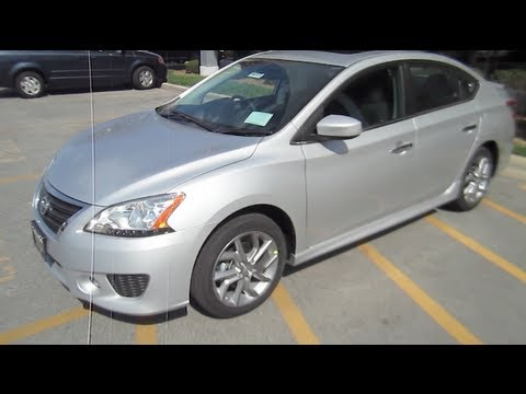2013 NISSAN SENTRA SR REVIEW ENGINE INTERIOR