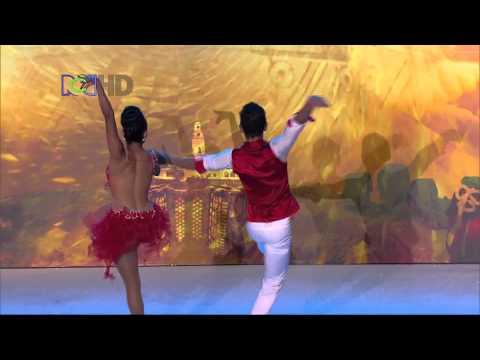 Colombia Tiene Talento: Mónica Bedoya y Alejandro Sánchez - Baile