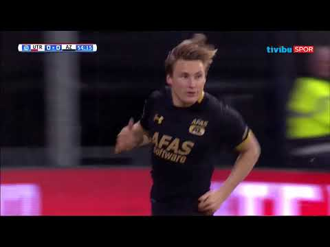 Hollanda Ligi 19. hafta | Utrecht 1 - 1 Alkmaar Maç Özeti