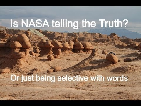conspiracy about mars nasa - photo #10