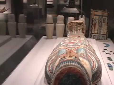 A Virtual Gallery Tour -  Ancient Egypt