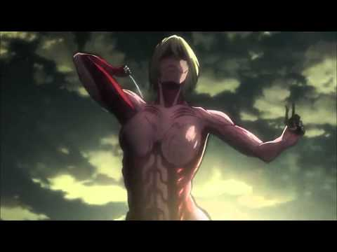 Attack on Titan AMV-Angel of Darkness