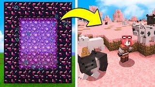 Minecraft ITA - LA DIMENSIONE DI PHERE!!