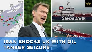 Iran delivers shocking blow to UK with oil tanker seizure (PART 2)