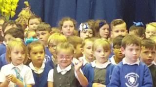 Isla 1st day of school