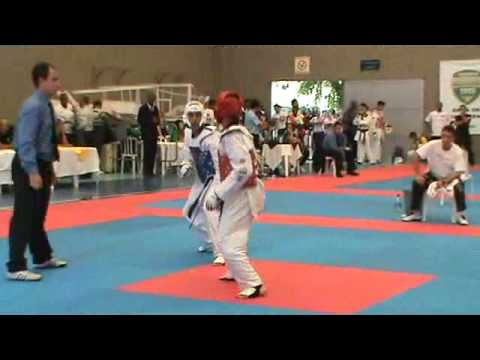 (part 1)  2013 BRASIL TKD - NATIONAL TRIALS
