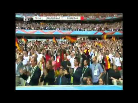 All 14 Goals in The World cup by Miroslav Klose