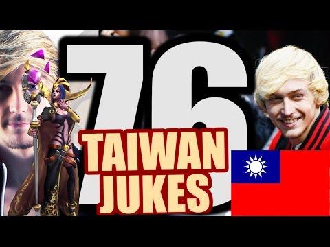 Siv HD - Best Moments #76 - TAIWAN JUKES