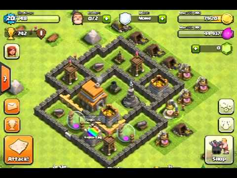 Clash of clans th5 defense apps directories