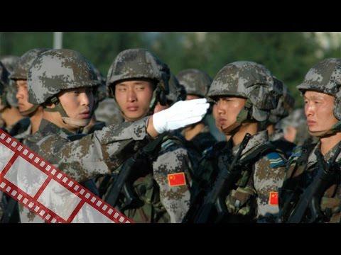 На сколько сильна армия Китая?
