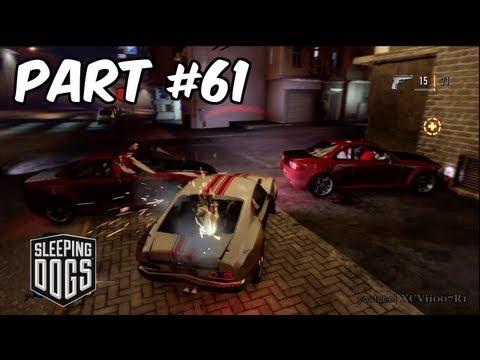 Sleeping Dogs - Gameplay Walkthough (Part 61) - Escort an Ally Redux thumbnail