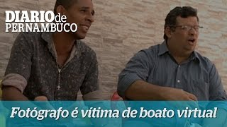 Fotografo � vitima de boato virtual