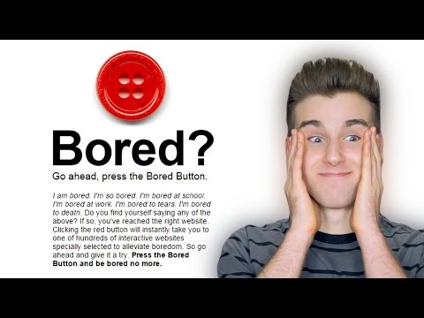 What To Do If You're Bored
