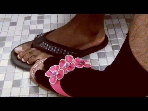 Footsie In The Bathroom (guy Version) video