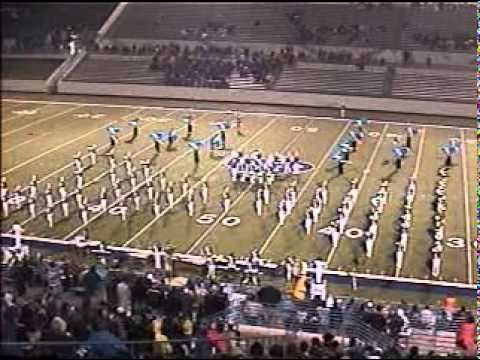 Canton TX High School Band 2002 Texas State Marching Champs.mpg