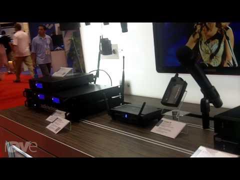 InfoComm 2013: Audio-Technica Looks at System 10 Digital Wireless System