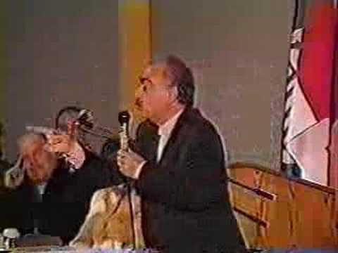 Krikor Satamian One Man Show In ARMENIAN HAYEREN Chicago Toronto Yev Ayln COMEDY GADAG