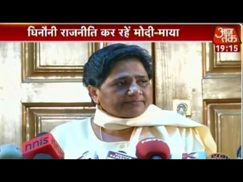 India 360: Mayawati asks Modi to reveal his caste