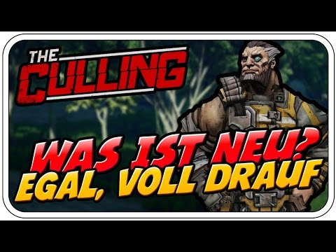 WAS IST NEU? EGAL, VOLL DRAUF! - Let's Play The Culling - Dhalucard