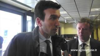 Ministro Martina su cooperazione agricola - Roma, 17 febbraio 2015