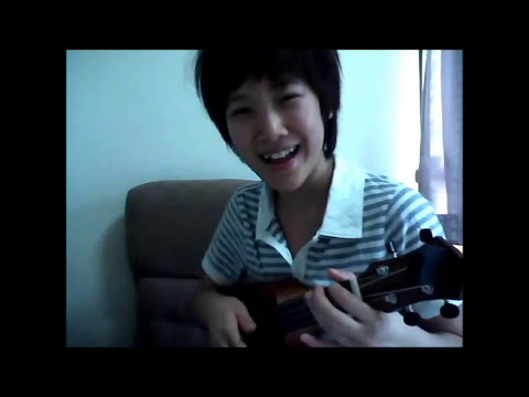 แพ้ใจ ukulele by pae.wmv
