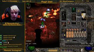 Swapcasting and demonstrating some of it's potential (Diablo 2)
