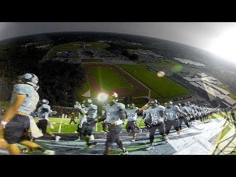High School Football Pigskin Show 2015---Camden vs Colquitt