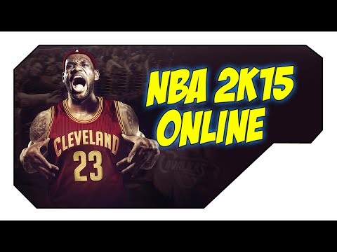 NBA 2k15 - Cleveland Cavaliers vs  Los Angeles Lakers (Full Online Multiplayer Game! w ZanitorTv)