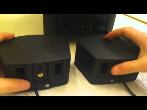 Bose CineMate GS Series II Digital Home Theater Speaker System Review & Setup Guide
