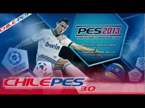 Descargar e Instalar Parche Liga Chilena ChilePes 3.0 para Pes 2013 PC