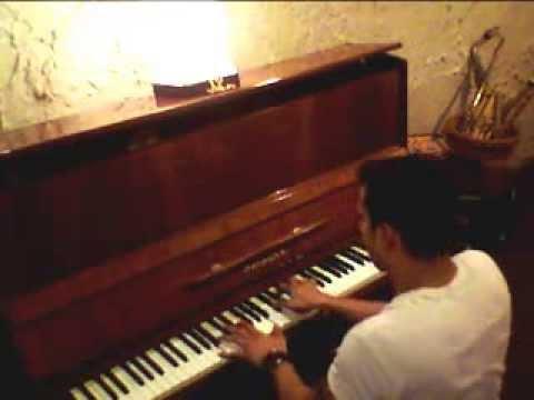lukka chuppi from rang de basanti...piano cover by pianist aman...