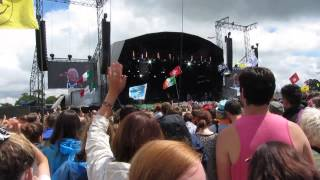 Blondie - Heart of Glass - Glastonbury 2014