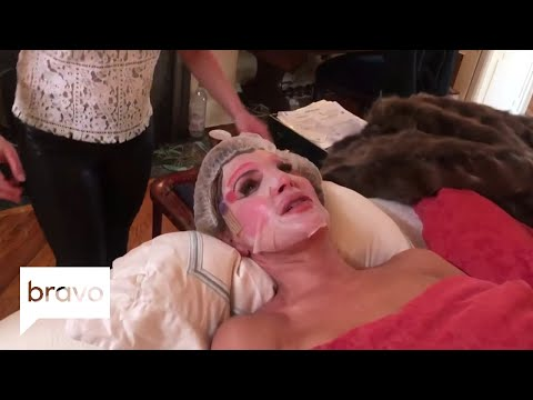 RHONY: This Is Why Sonja Morgan's Skin Is Always Glowing | Bravo
