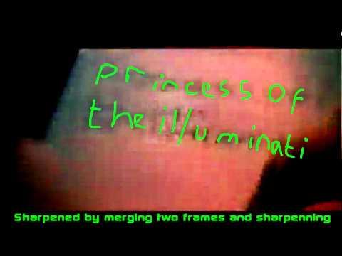 Rihanna Princess of the Illuminati - Xposed
