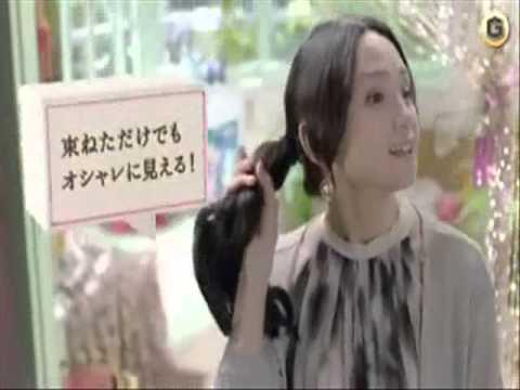 永作博美 大島優子 かわいいCM 花王エッセンシャル