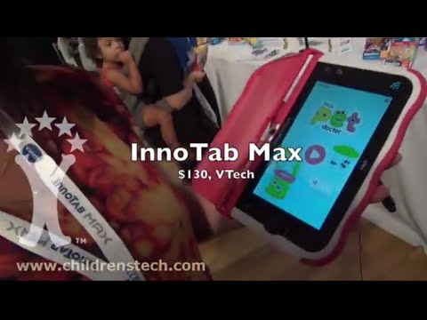 InnoTab MAX: A First Look at the Final Version