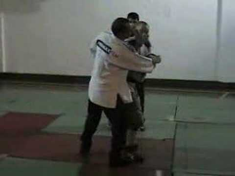 Strike Throw Combination - Serbia Combat Sambo Training Camp Image 1