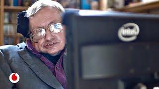Así funciona la voz de Stephen Hawking: