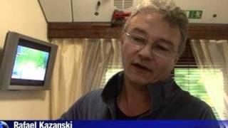 Départ de budapest keleti du train de nuit pour moscou