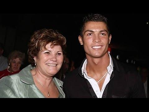 La madre de Cristiano Ronaldo presenta su libro