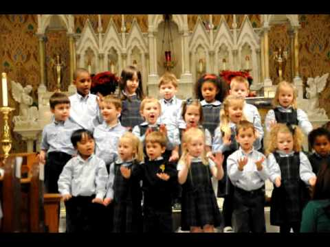 Roanoke Catholic School Christmas Presentation
