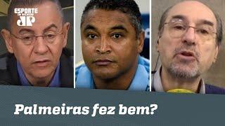 Palmeiras fez bem em DEMITIR Roger Machado? Veja DEBATE!