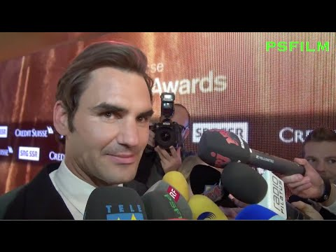 VIPSFILM von den Credit Suisse Sports Awards